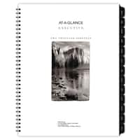 AT-A-GLANCE Executive Fashion Weekly/Monthly Planner Refill, 8 1/4 x 10 7/8, 2019