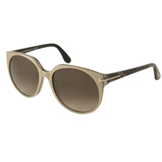 Tom Ford Women's TF370 Agatha Rectangular Sunglasses