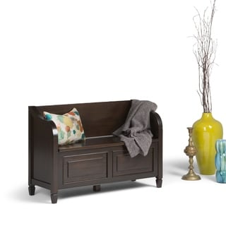 WYNDENHALL Hampshire Entryway Storage Bench