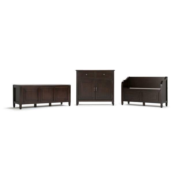 Miraculous Shop Wyndenhall Hampshire Solid Wood 42 Inch Wide Uwap Interior Chair Design Uwaporg