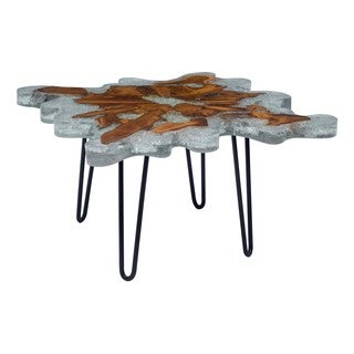 Zuo Jigsaw Side Table