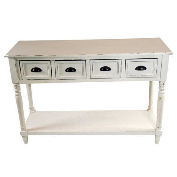 47 inch wide white wood console table free shipping for 60 wide console table