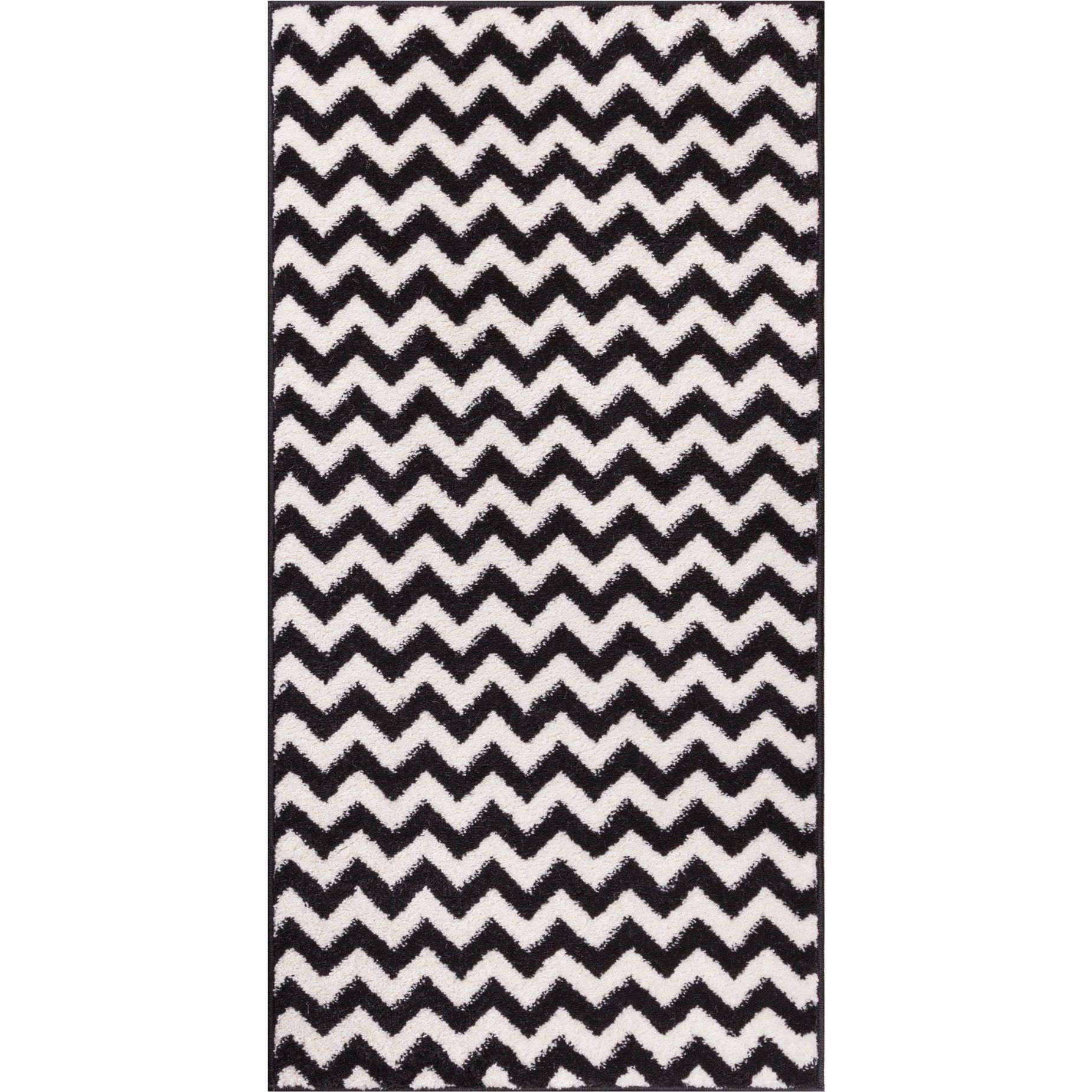 Modern Chevron Geometric Zigazag Stripe