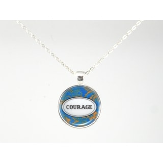 """Be The Envy """"Courage"""" Necklace"""