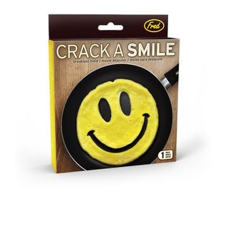 Fred & Friends Crack a Smile Egg Mold
