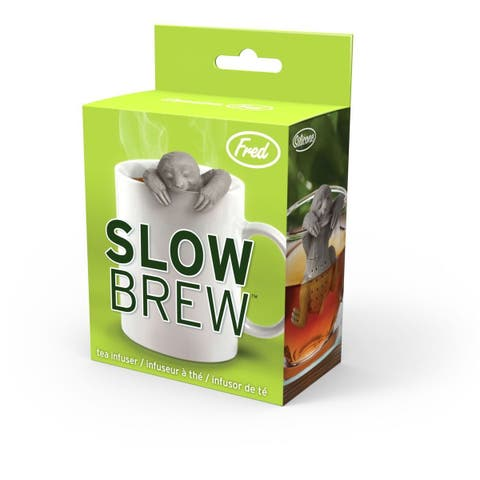 Fred and Friends Slow Brew Sloth Tea Infuser