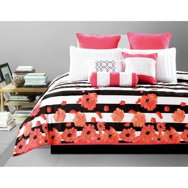 Journee Home Denia 8-piece Comforter Set