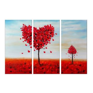 Shop Design Art Falling In Love Oil Painting 36 X32 3