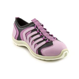 Capezio Women's 'Snakespine Dance Sneaker' Leather Athletic