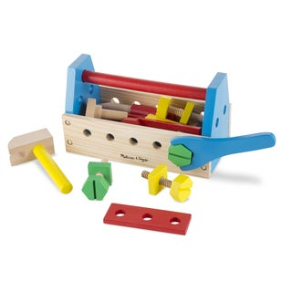 Melissa & Doug 00494 Take Along Tools 24-piece Kit