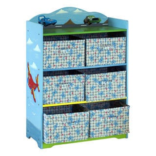 Adorable Kid's Storage Cabinet