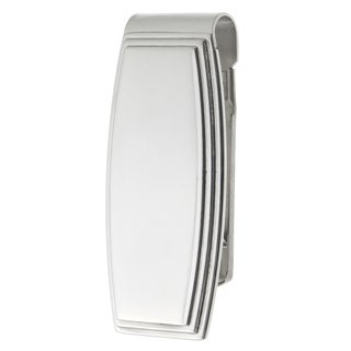 Stainless Steel Men's Money Clip