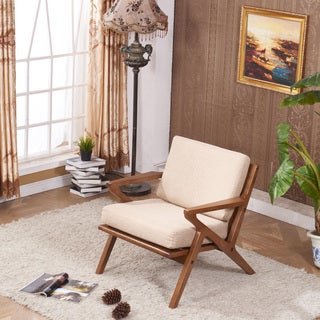 Classic Signature Designs Solid Wood Accent Chair Club Arm Chair
