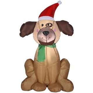 Holiday Dog Indoor/ Outdoor Inflatable