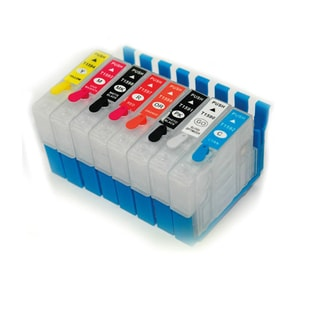 Epson T1590 T1591 T1592 T1593 T1594 T1597 T1598 T1599 Compatible Inkjet Cartridge for R2000 (Pack of 8)