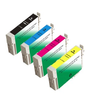 Epson T1261 T1262 T1263 T1264 Compatible Inkjet Cartridge for NX330 NX430 3520 (Pack of 4)