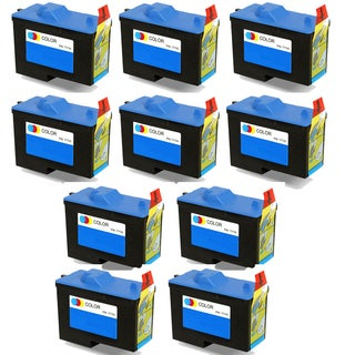 Dell 7Y745 (X0504) Black Compatible Inkjet Cartridge for A940 A960 (Pack of 10)