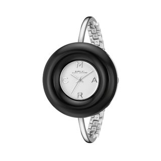 Marc Jacobs Women's MBM3397 'Donut' Stainless Steel Watch