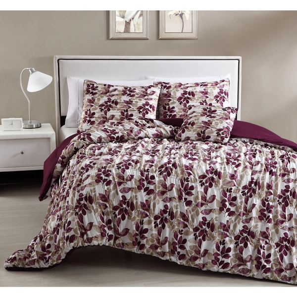 Aurielle 4-piece Comforter Set