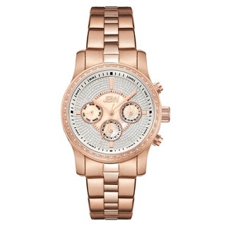 Vixen Women's Swiss Chronograph Diamond Watch
