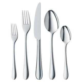 villeroy boch la coupole 40 piece flatware set service for 8 free shipping today. Black Bedroom Furniture Sets. Home Design Ideas