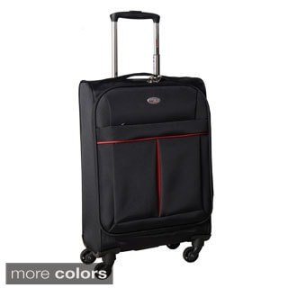American Flyer Simply Lite 21-inch Lightweight Spinner Carry-On