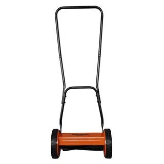 Warrior Tools 14-inch Hand Push Reel Mower