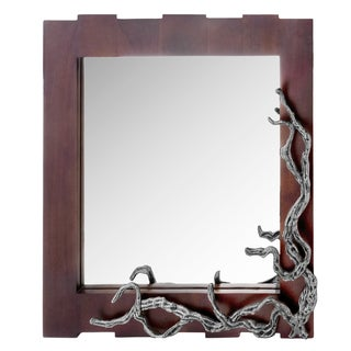 OM Parra Vine Wall Mirror