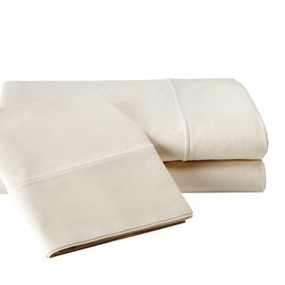 Vivendi 800 Thread Count Egyptian Cotton Sheet Set Ivory, White (5 options available)