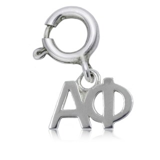 Alpha Phi Sterling Silver Charm