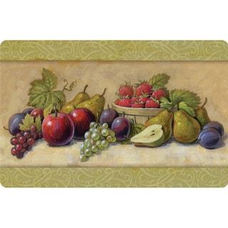 Indoor Fancy Fruit Kitchen Mat (22x34)