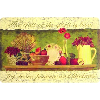 Indoor Fruitful Journey Kitchen Mat (22x34)