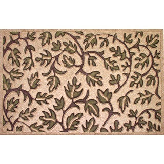 Indoor Ivy Patch Sisal Doormat (18x30)
