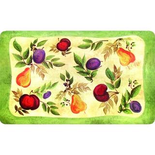 Indoor Napa Fruit Kitchen Mat (18x30)