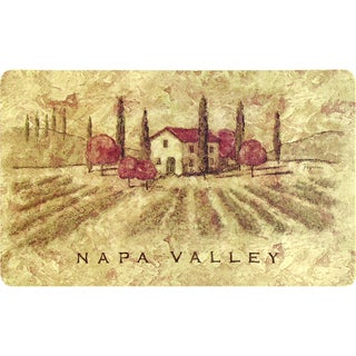 Indoor Napa Valley Kitchen Mat (18x30)