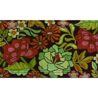 Indoor/Outdoor Lucia's Garden Doormat (18x30)