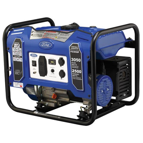 Ford 3050-watt Portable Generator