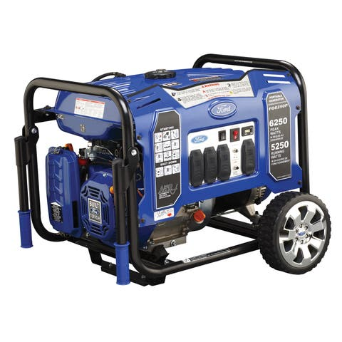 Ford 6250-watt Portable Generator