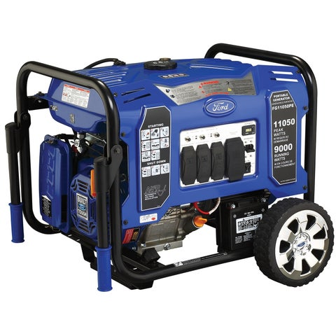 Ford 11050-watt Portable Generator