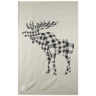 Woolrich Treverton Moose Throw