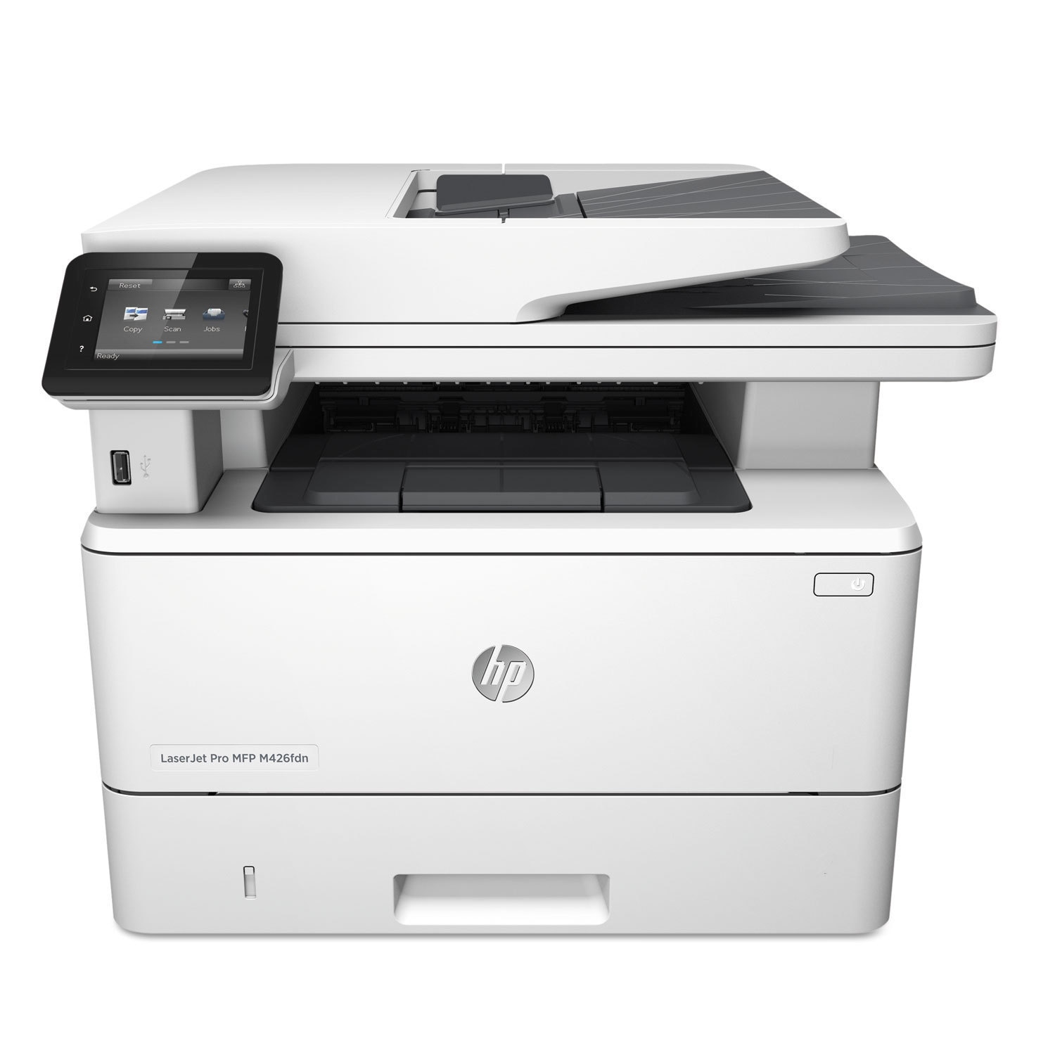 HP LaserJet Pro M426FDN Laser Multifunction Printer - Pla...