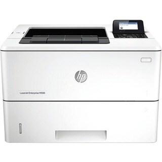 HP LaserJet M506DN Laser Printer - Plain Paper Print - Desktop - Thumbnail 0