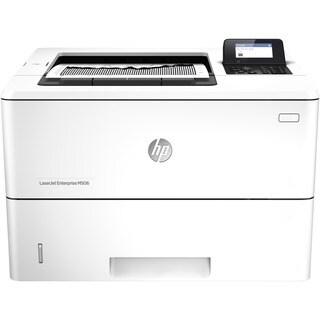 HP LaserJet M506N Laser Printer - Monochrome - Plain Paper Print - De