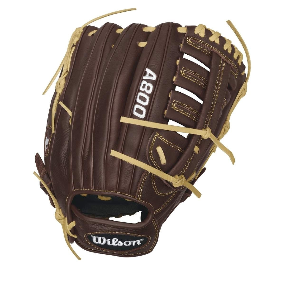 Wilson Showtime 12.5-inch Baseball Glove, Brown