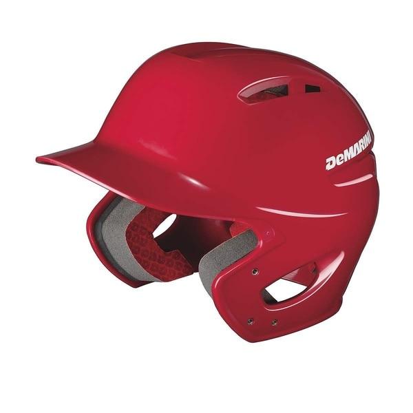 DeMarini Protege Helmet Scarlt