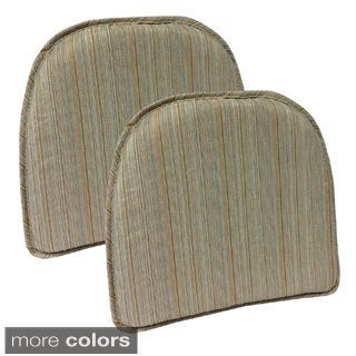 The Gripper Delightfill Chair Cushion Harmony (Set of 2)