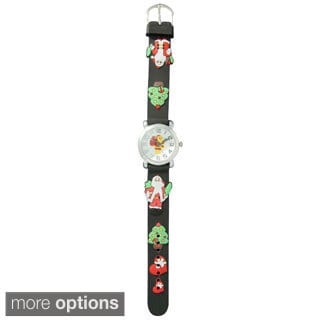 Olivia Pratt Kids' Christmas Watch