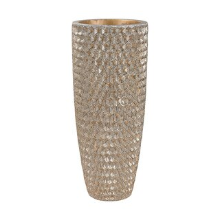 Dimond Home Geometric Textured Vase