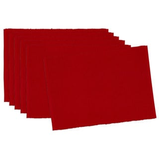 Tango Red Placemat (Set of 6)