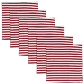 Peppermint Stripe Napkin (Set of 6)